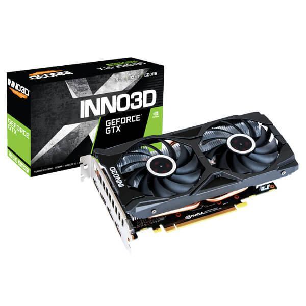 INNO3D GEFORCE GTX 1660 SUPER TWIN X2 6GB DDR6 Graphics Card image 1