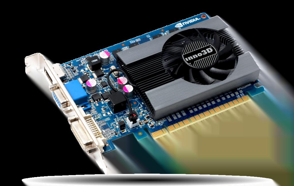 INNO3D GeForce GT 730 128-bit 4GB DDR3 Graphics CARD