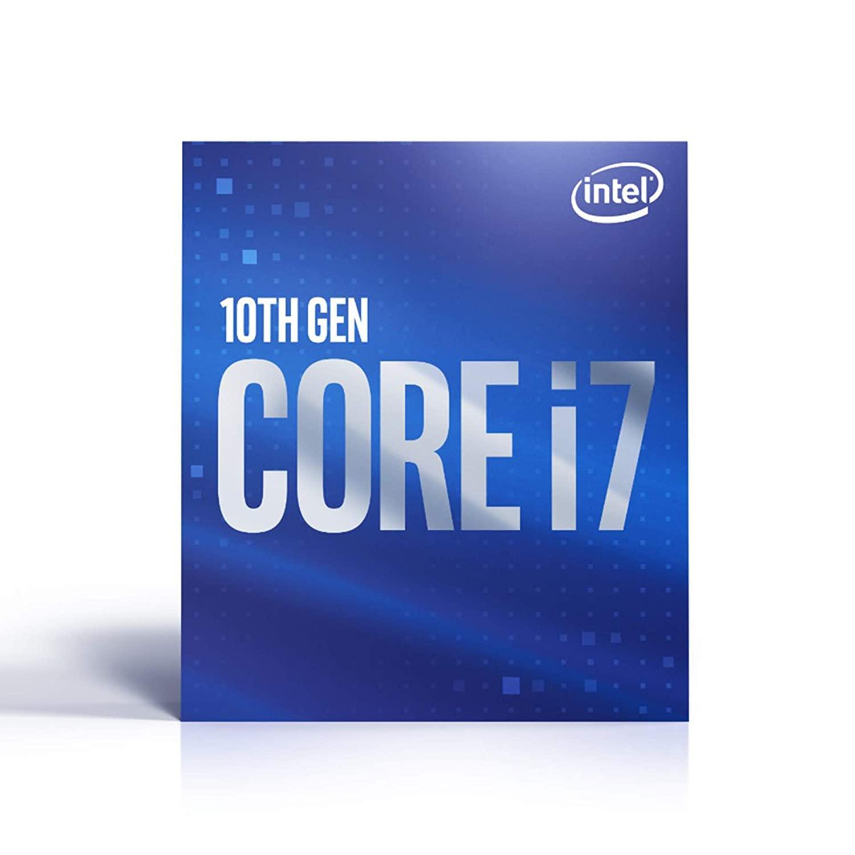 Intel Core i7-10700 Desktop Processor 8 Cores up to 4.8 GHz LGA 1200 image 1