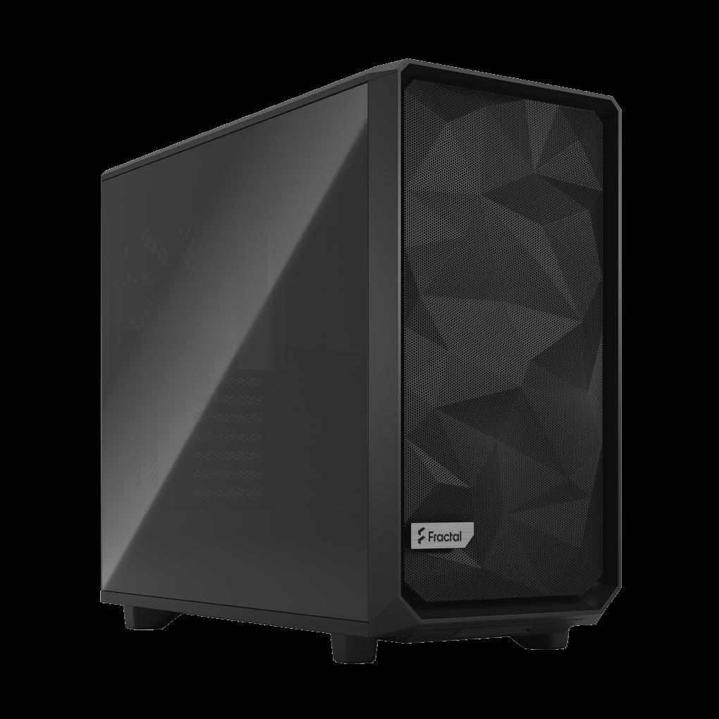 Fractal Design Meshify 2 Dark Tempered Glass Black Cabinet (FD-C-MES2A-02 ) image 1