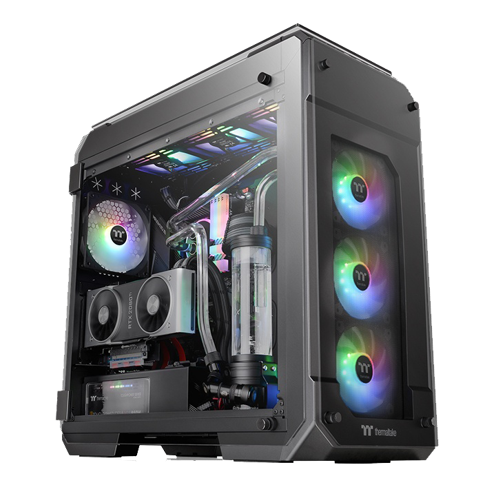 Thermaltake View 71 Tempered Glass ARGB Edition Full Tower Cabinet